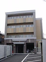 京都府京都市中京区西ノ京西中合町の賃貸マンションの外観