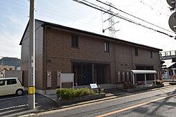 ローズコート砥堀[202号室]の外観