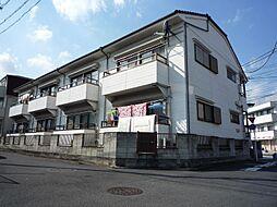 コジマハイツ[2階]の外観