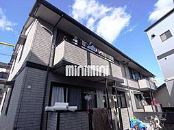 愛知県名古屋市北区桐畑町の賃貸アパートの外観