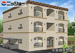 仮)S様賃貸マンション[1階]の外観