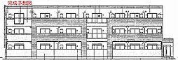 サニーレジデンス稲田本町 稲田本町3 徳庵6分[2階]の外観