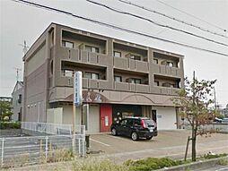 滋賀県湖南市平松北2丁目の賃貸マンションの外観