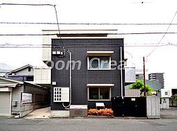 徳島県徳島市佐古一番町の賃貸アパートの外観