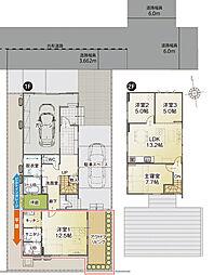 奥羽本線 神町駅 徒歩13分