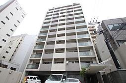 広島県広島市中区鉄砲町の賃貸マンションの外観