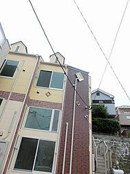 ユナイト町屋マリーナコンティ[1階]の外観