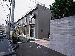 京都府京都市上京区油小路通椹木町上る西裏辻町の賃貸アパートの外観