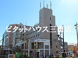三田セントラルカーサ[4階]の外観