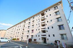 神陵台厚生年金住宅5号棟[1階]の外観