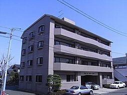 宮城県仙台市宮城野区新田2丁目の賃貸マンションの外観