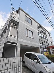 埼玉県朝霞市栄町1丁目の賃貸マンションの外観