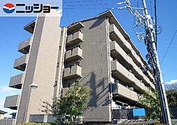 リーフマンショングロリアス[3階]の外観