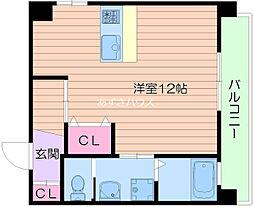 プレシア松崎[2階]の間取り