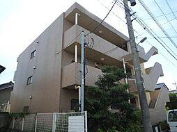 第3東マンション[3階]の外観