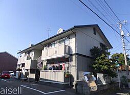 広島県廿日市市平良2丁目の賃貸アパートの外観