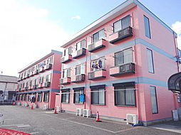 東京都八王子市下柚木2の賃貸マンションの外観