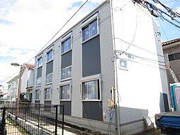 神奈川県相模原市南区相模台1の賃貸アパートの外観
