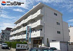 美杉マンション[2階]の外観