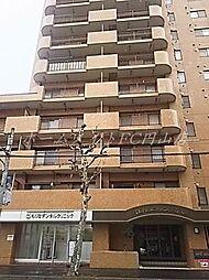 北海道札幌市中央区北五条西16丁目の賃貸マンションの外観