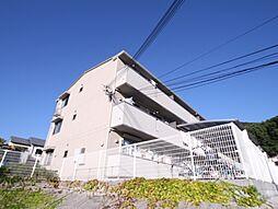 兵庫県神戸市垂水区塩屋台3丁目の賃貸アパートの外観