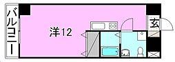 カローラ宮田[802 号室号室]の間取り