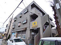 千葉県習志野市実籾2丁目の賃貸マンションの外観