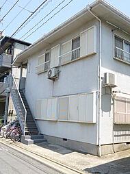 コーポ浅田[203号室]の外観