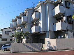 東京都板橋区徳丸5丁目の賃貸アパートの外観