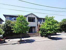 神奈川県横浜市都筑区東山田3丁目の賃貸アパートの外観