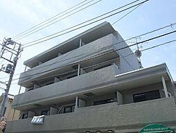 東京都新宿区西落合の賃貸マンションの外観