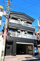 兵庫県神戸市垂水区潮見が丘2丁目の賃貸アパートの外観
