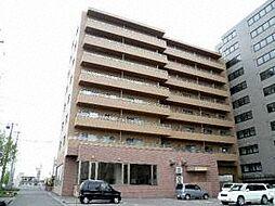北海道札幌市厚別区厚別中央四条4丁目の賃貸マンションの外観