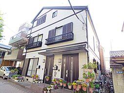 ドエルお花茶屋[1階]の外観
