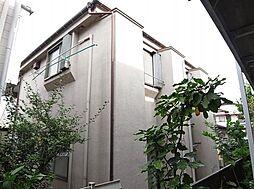 第一ハイツホワイト[1階]の外観