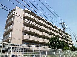 千葉県千葉市稲毛区穴川2丁目の賃貸マンションの外観