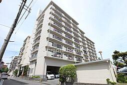 日商岩井第6緑地公園マンション[2階]の外観