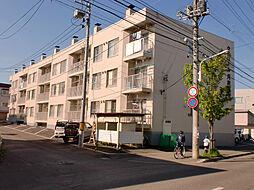 クチュール月寒東[1階]の外観