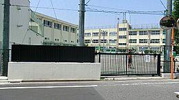 南中野中学校-1200m
