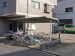 西中コーポ[3階]の外観