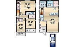 上野東2丁目戸建西棟