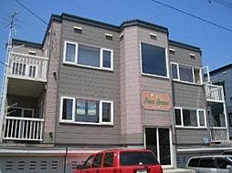 7thstreet peaceavenue[2階]の外観