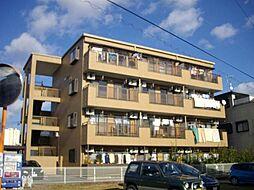 愛知県丹羽郡扶桑町大字柏森の賃貸マンションの外観