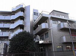 グレース新川崎[4階]の外観