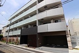 東京都大田区南六郷2丁目の賃貸マンションの外観