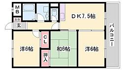 西飾磨駅 4.3万円