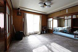 美幌町字青山北7番 戸建て 4LDKの居間