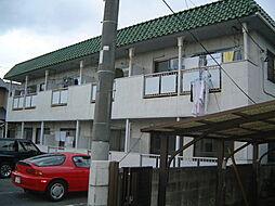 グリーンハイツエバラ[105号室]の外観