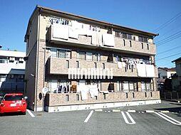 ヒルズ・加茂川II[3階]の外観