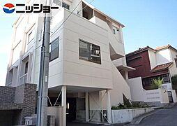 中島マンション[3階]の外観